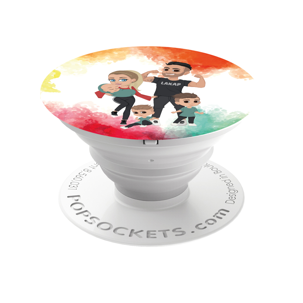 Popsocket Fam Lakap – Familie La Kap